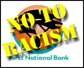 FNB Vote No to Racism