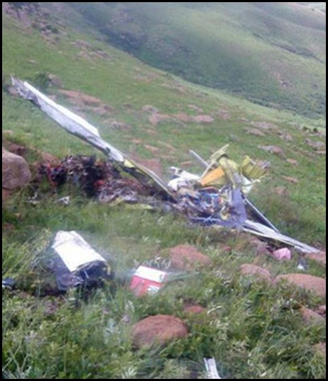 Venter family of 4 died in Free State planecrash crash Dec 29 2009