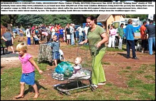 WomanPushesCartMonthlyFoodAid_CoronationParkFINBARR OREILLY REUTERS VANCOUVER SUN