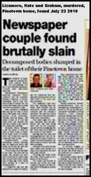 Lizamore newspaper couple found brutally slain p2 IndependentSat July242010