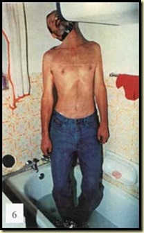 Afrikaner boer hanged in bathroom by his killers