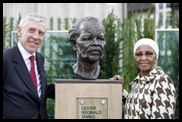 Tambo statue Jack Straw UK unveiling