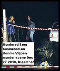 Viljoen Hennie murder scene Dec262010 Bloemspruit AH