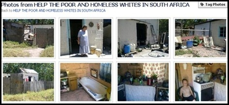 Afrikaner Poor in Port Elizabeth Helping Hand pictures