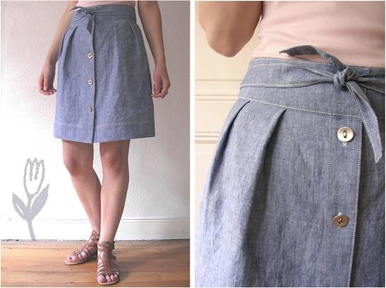 tulip skirt2