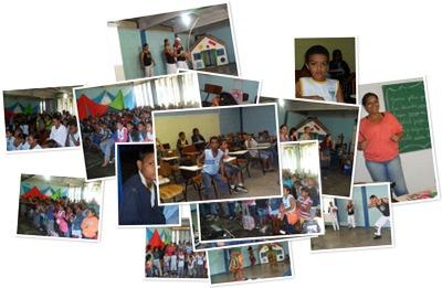 Exibir Mais Educação no CAIC