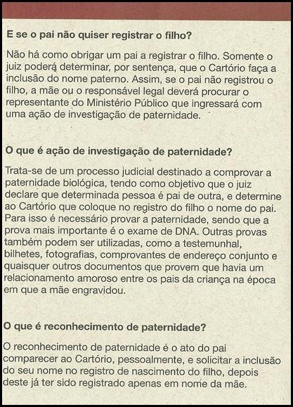 Paternidade 10003