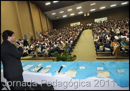 Jornada Pedagógica 2011 - 2