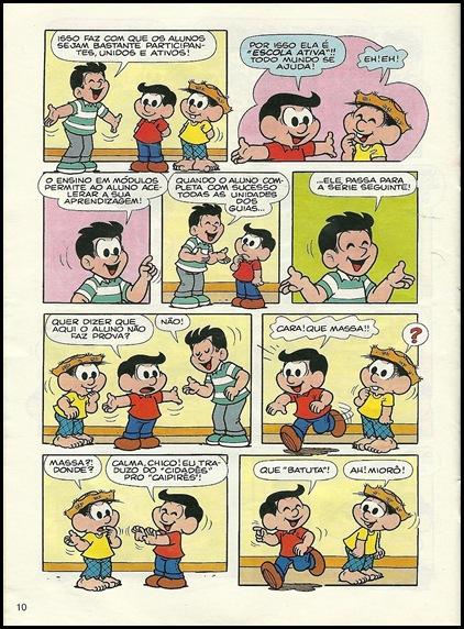 Chico Bento 10010