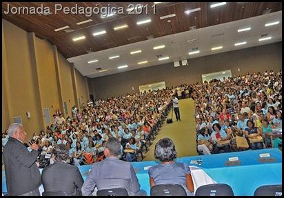 Jornada Pedagógica 2011 - 1