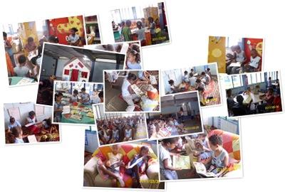 Exibir Dia D Leitura - Ciclo da Infância - 2011