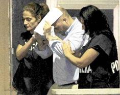 l'arresto di L. Bianchini