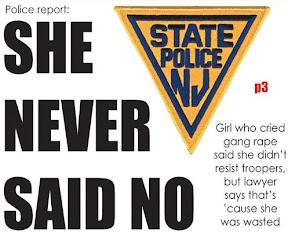 She never said NO