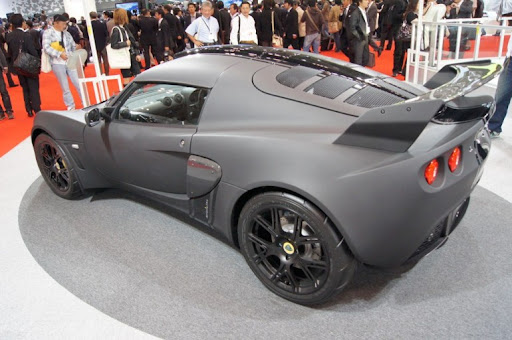 Lotus Exige Stealth