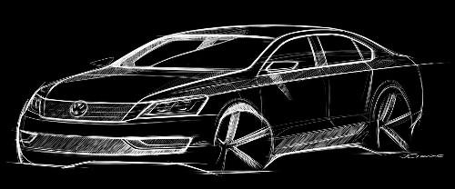 Volkswagen NMS Autoalert