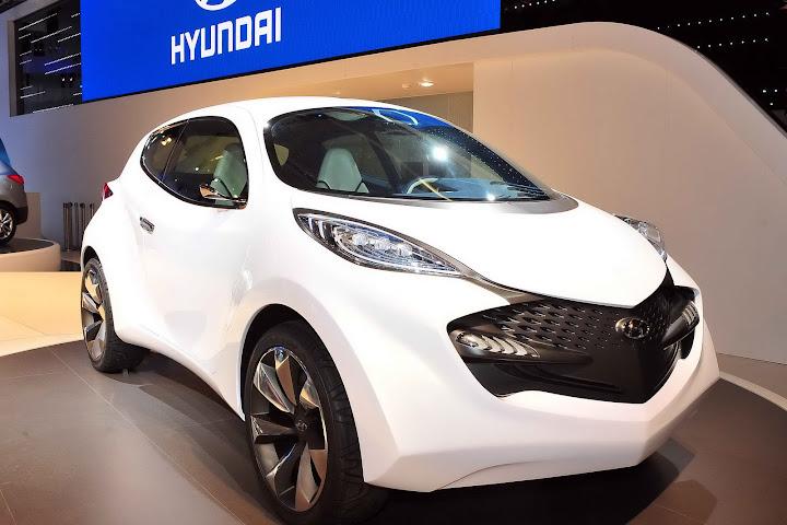 Hyundai Ix-metro
