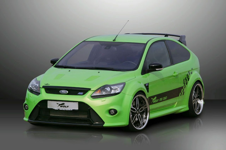 Ford Focus RS by Wolf