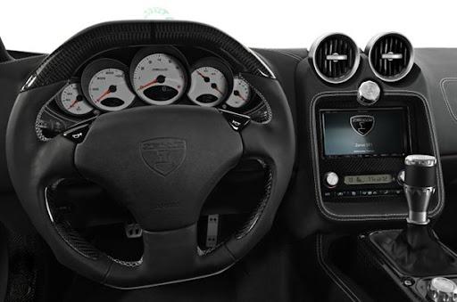 Zenvo ST1 SuperCar