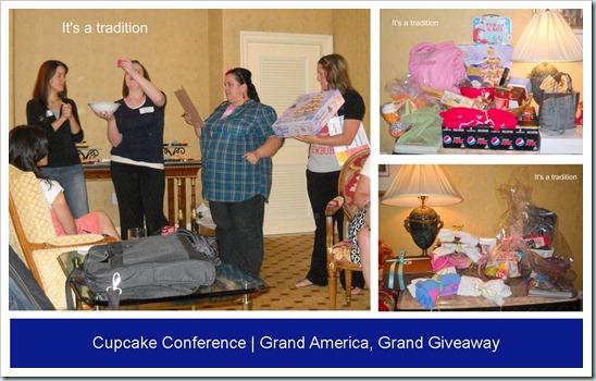 Cupcake Conferece Giveaway