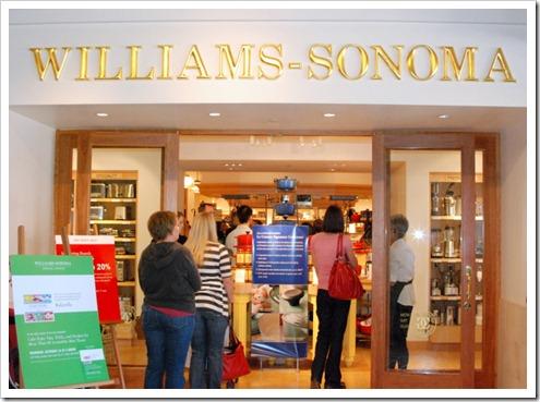 Williams Sonoma Salt Lake City Bakerella