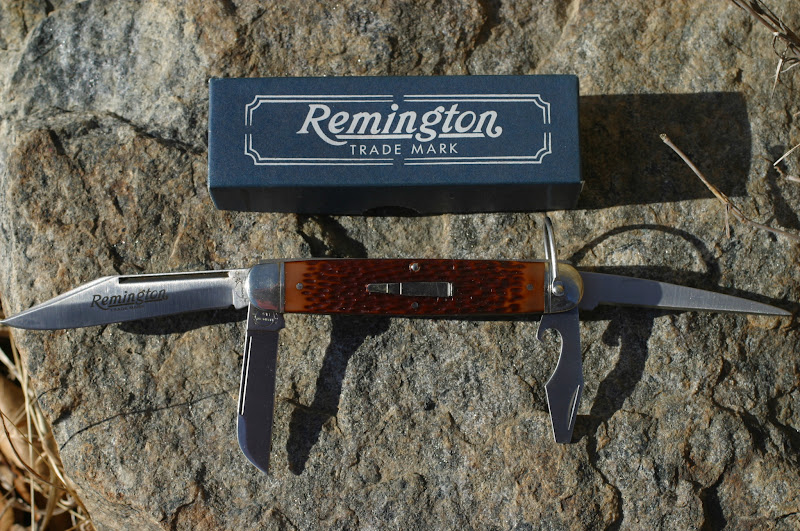 knv K3 Remington Remington Bullet Knife R4243
