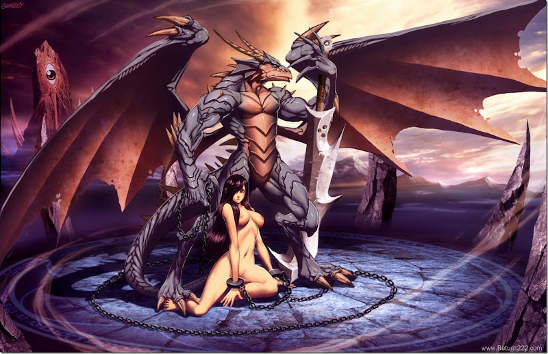 Dragon_and_Slave_by_GENZOMAN