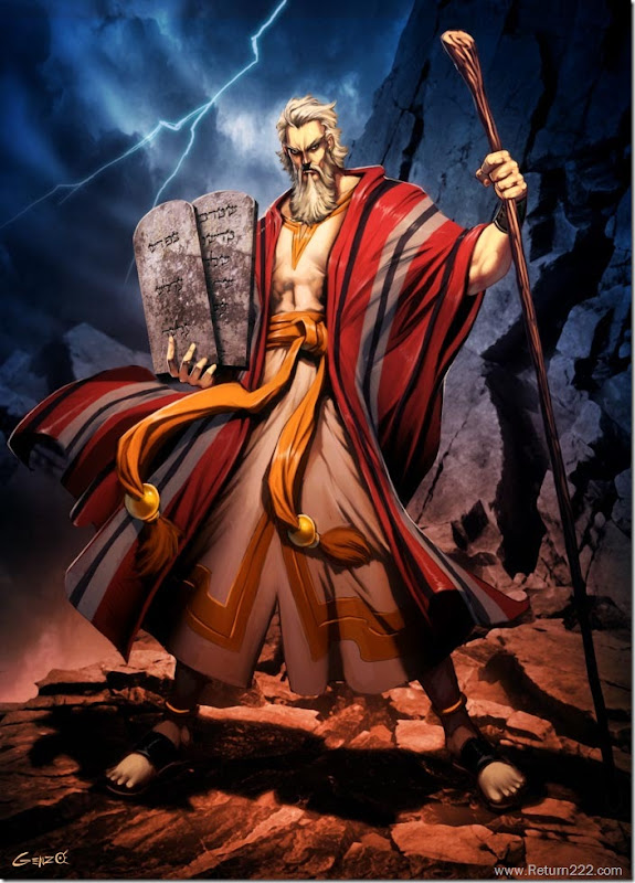 Moses_by_GENZOMAN