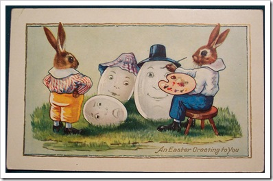 Vintage Easter Postcards8