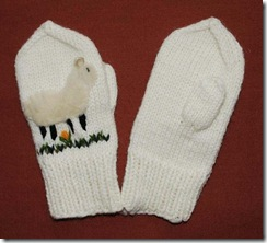 sheep gloves