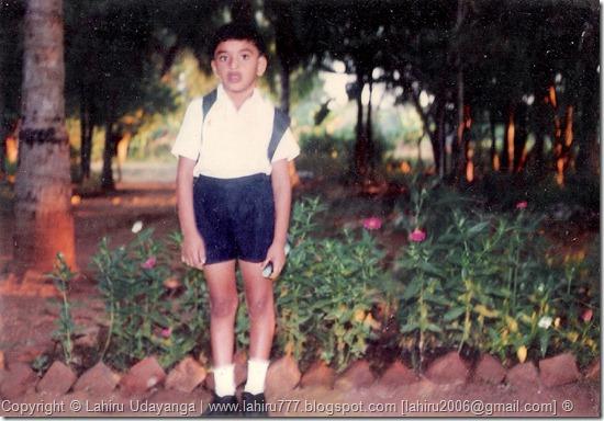 Lahiru Udayanga 1996. ®