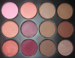 Zoeva palette 26 Eyeshadow & Blush (Chocolate / Berry)_blocco2