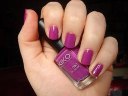 Smalto Kiko Rosa orchidea (291)