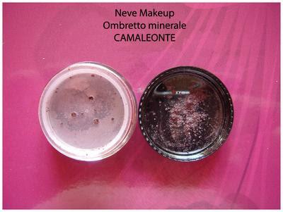 Neve Makeup: Ombretto minerale CAMALEONTE