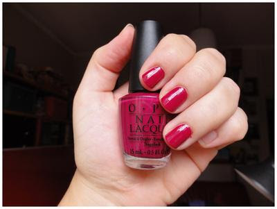 Miami Beet by OPI