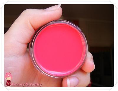 Pout Polish SPF 15 (Pink Cadillac) by Sleek Makeup