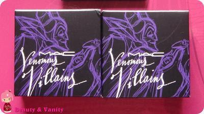 MAC Mineralize Eyeshadow - Malefica Venomous Villains by Disney