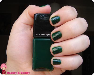Illamasqua Nail Varnish in Rampage