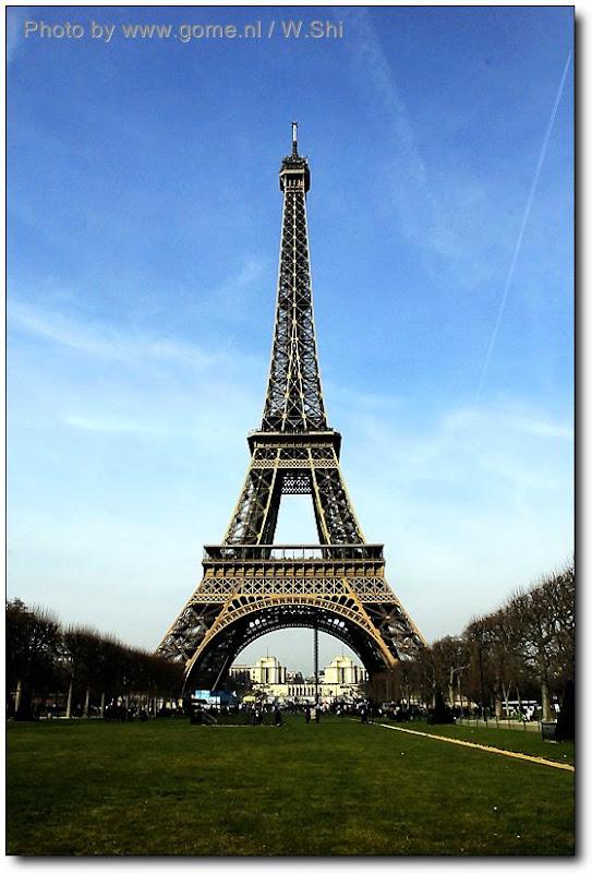 巴黎!巴黎!!(第二集:埃菲尔铁塔 - 巴黎街景 - 荣军院) - 欧洲碎片-史唯平 - 欧洲碎片-史唯平的博客