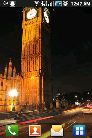 London City Night Wallpaper