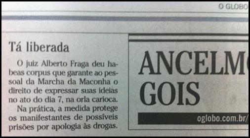 Marcha Habeas Corpus Ancelmo