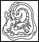 escorpiao scorpio maconha marijuana signo sativo horoscopo chapado hempadao hempada humor cannabico cannabis