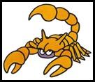 escorpião signo sativo horoscopo chapado hempadao hempada humor maconha cannabis canábico
