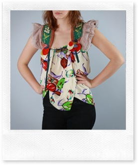circus wildflower top