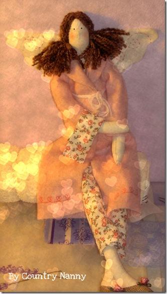 Tilda Bath Angel