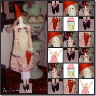Collage Tilda Nisser