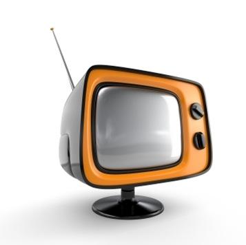 tv retro style