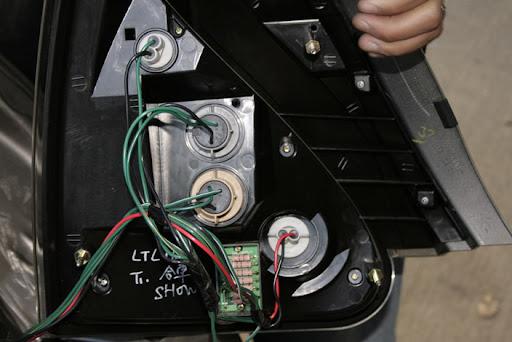 how to fix my brake lights