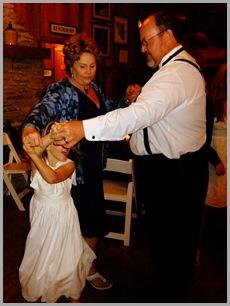 Greg and Dawne (Joel's Parents) Dancing with Catia