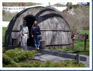 Missionary Bark Chapel
