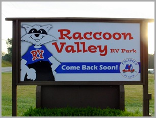 Raccoon Valley